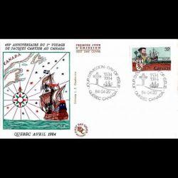 FDC - Enveloppe premier jour de 1965