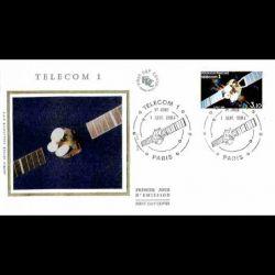 FDC - Enveloppe premier jour de 1967