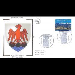 FDC - Enveloppe premier jour de 1970