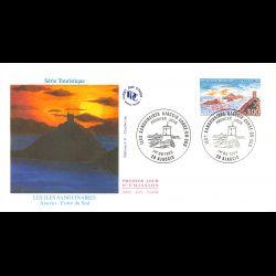 FDC - Enveloppe premier jour de 1972