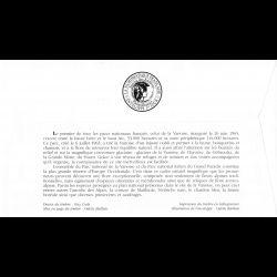 FDC - Enveloppe premier jour de 1974