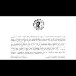FDC - Enveloppe premier jour de 1979