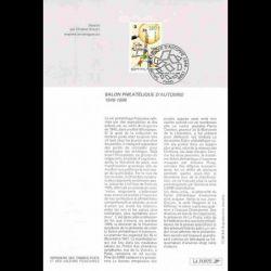 Timbre N° 195 Neuf ** - Chiot golden retriever