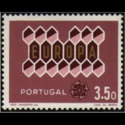 Vatican - FDC Europa 1969