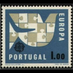Autriche - FDC Europa 1980