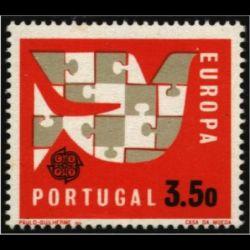 Liechtenstein - FDC Europa 1961