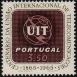 Danemark - FDC Europa 1980
