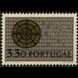 Espagne - FDC Europa 1961
