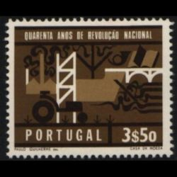 Espagne - FDC Europa 1980