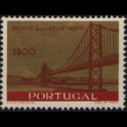 Portugal - FDC Europa 1964