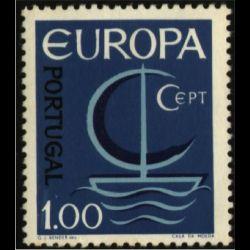 Islande - FDC Europa 1967