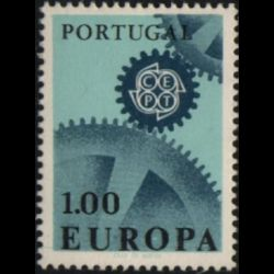 Grèce - FDC Europa 1966