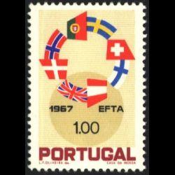 Saint Marin - FDC Europa 1966