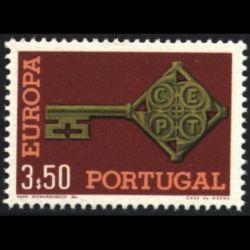 Portugal - FDC Europa 1965