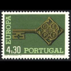 Liechtenstein - FDC Europa 1966
