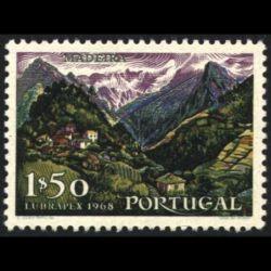 Espagne - FDC Europa 1965