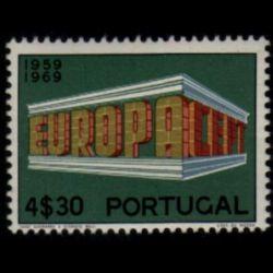 Norvège - FDC Europa 1967