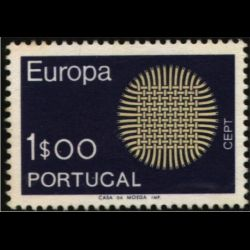 Luxembourg - FDC Europa 1963