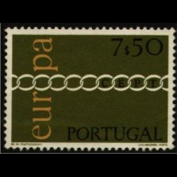 Allemagne RFA - FDC Europa 1961