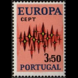 Guernesey - Carte Maximum Europa 1983