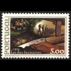 Belgique - Carte Maximum Europa 1983