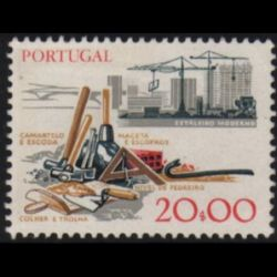 Portugal - Carte Maximum Europa 1985