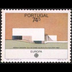Document officiel La Poste - Europa 1988