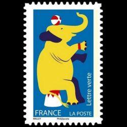 FDC - Artiste de la chanson Française, Léo Ferré - oblit 19/5/2001 Paris