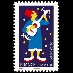 FDC - Artiste de la chanson Française, Claude François - oblit 19/5/2001 Paris