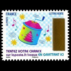 FDC - Animaux des bois, l'hermine - oblit 21/4/2001 Paris