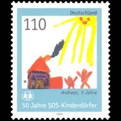 FDC - 25e anniversaire de la Libération des Camps de Déportés - 27/06/1970 Strasbourg