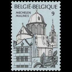 1993 Notice Philatélique - Europa 1993. Olivier Debré
