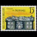 1993 Notice Philatélique - Abbaye de la Chaise-Dieu