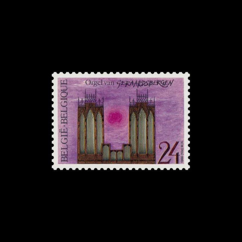 1993 Notice Philatélique - Chinon, Indre et Loire