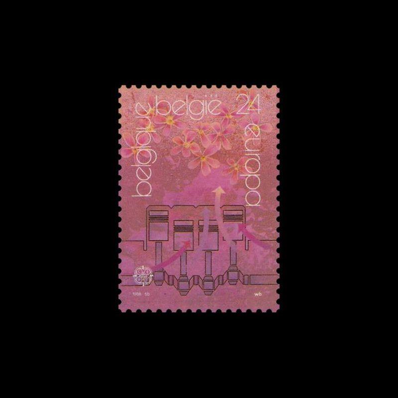 1993 Notice Philatélique - Centre national des arts du cirque