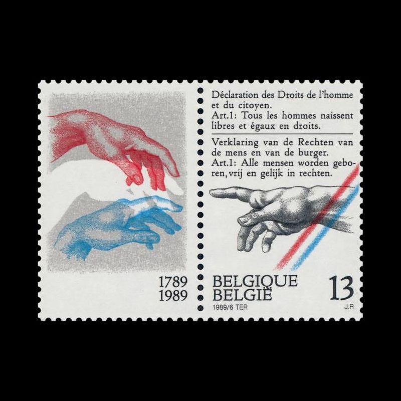 1993 Notice Philatélique - Jeux méditérranéens 93