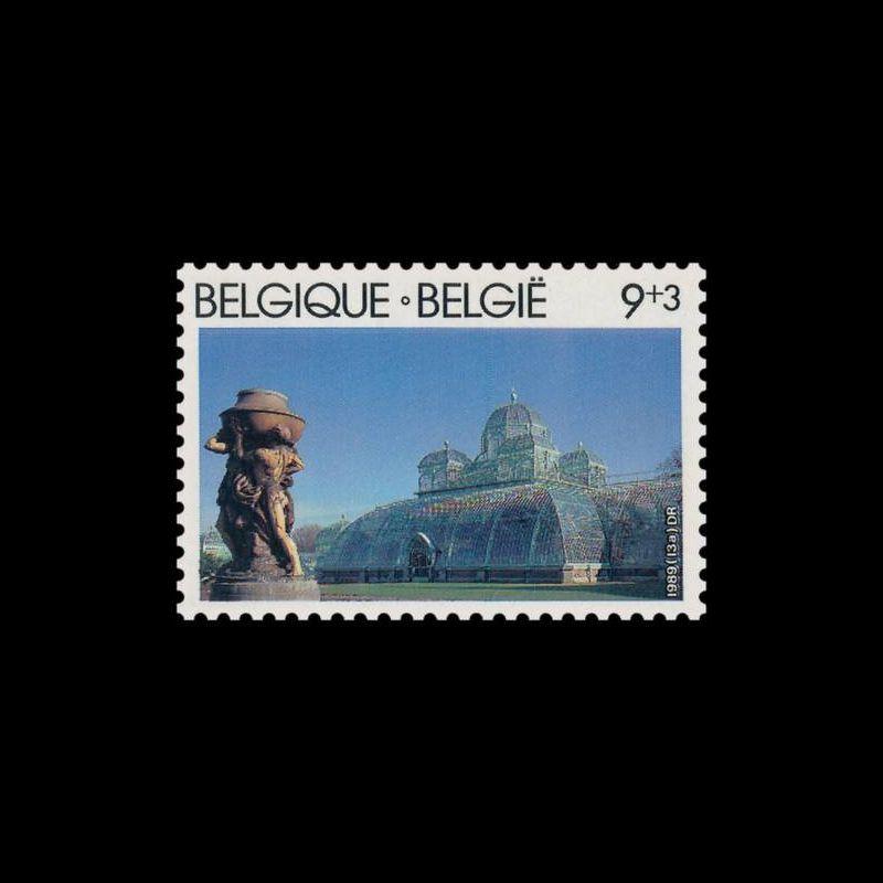 1994 Notice Philatélique - Coluche