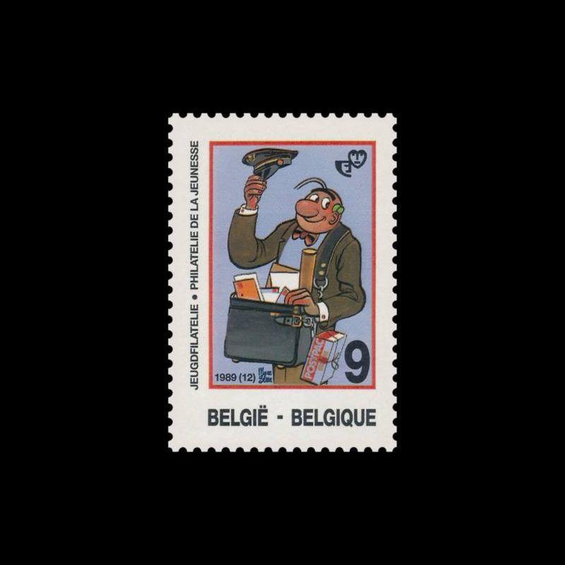 1994 Notice Philatélique - Bourvil