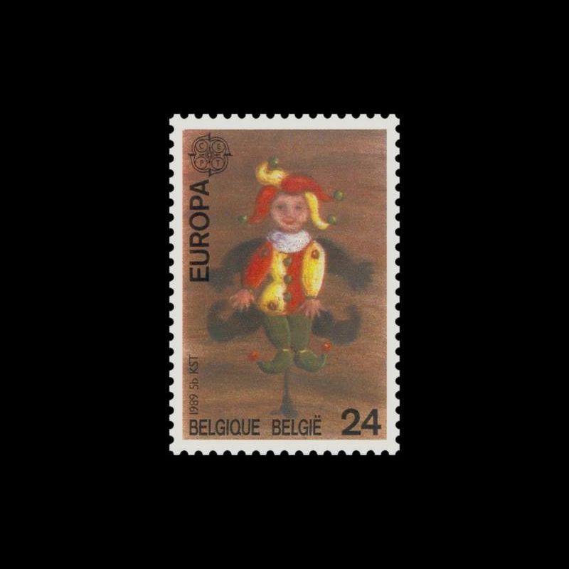1994 Notice Philatélique - Europa 94. Découverte onde Louis de Broglie