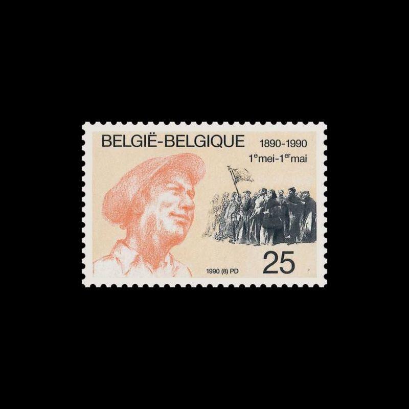 1994 Notice Philatélique - L. Mourguet. Créateur de Guignol