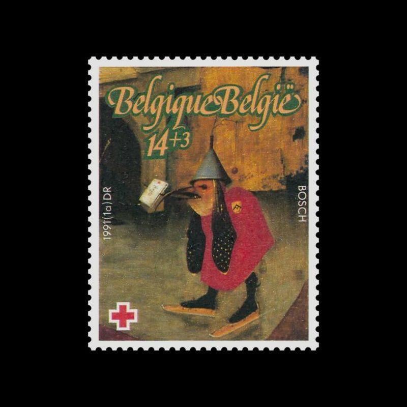 1995 Notice Philatélique - Francis Jammes