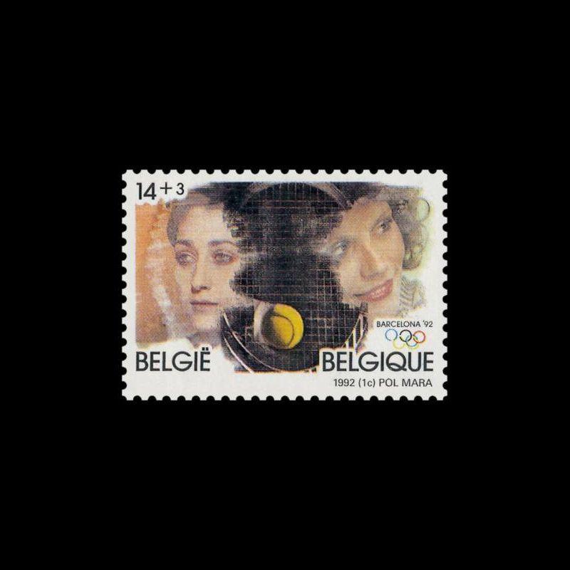 1995 Notice Philatélique - Barbizon