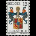 1996 Notice Philatélique - Tableau Dibbets