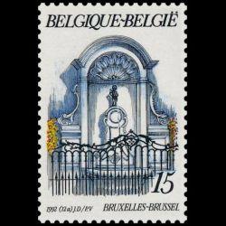 1996 Notice Philatélique - Abbaye du Thoronet - Var