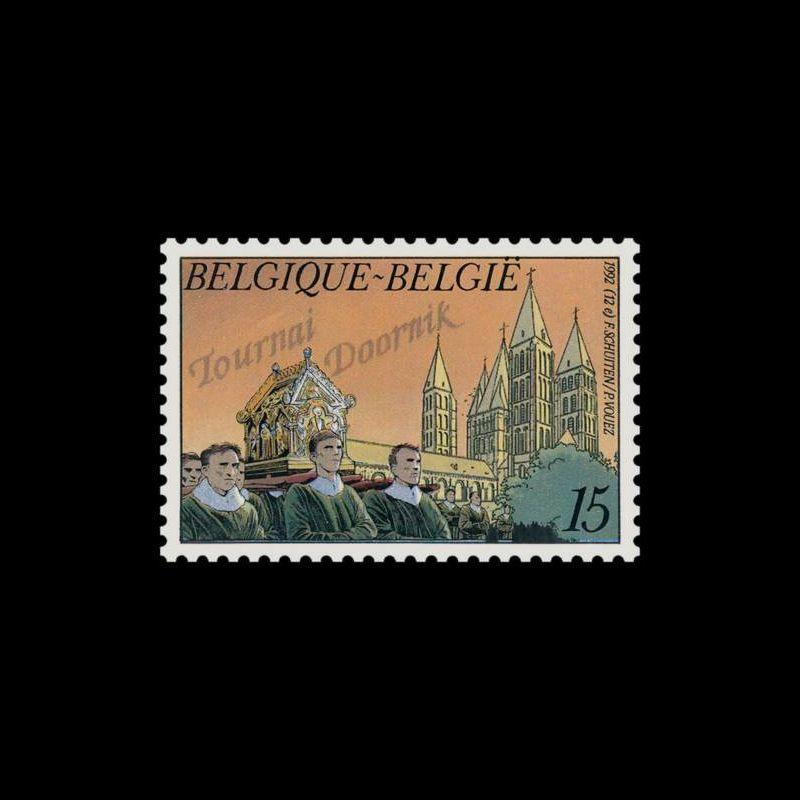 1996 Notice Philatélique - Jacques RUEFF