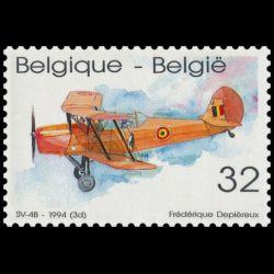1997 Notice Philatélique - Aéropostale - Breguet XIV