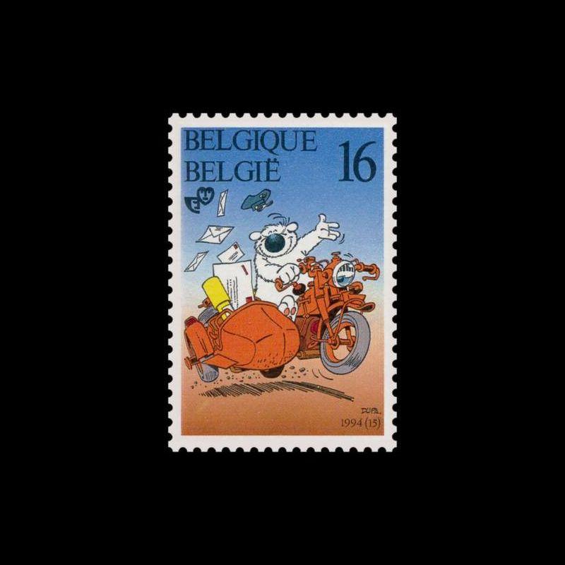 1998 Notice Philatélique - La lettre au fil du temps