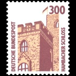 1999 Notice Philatélique - Château du haut Koenigsbourg