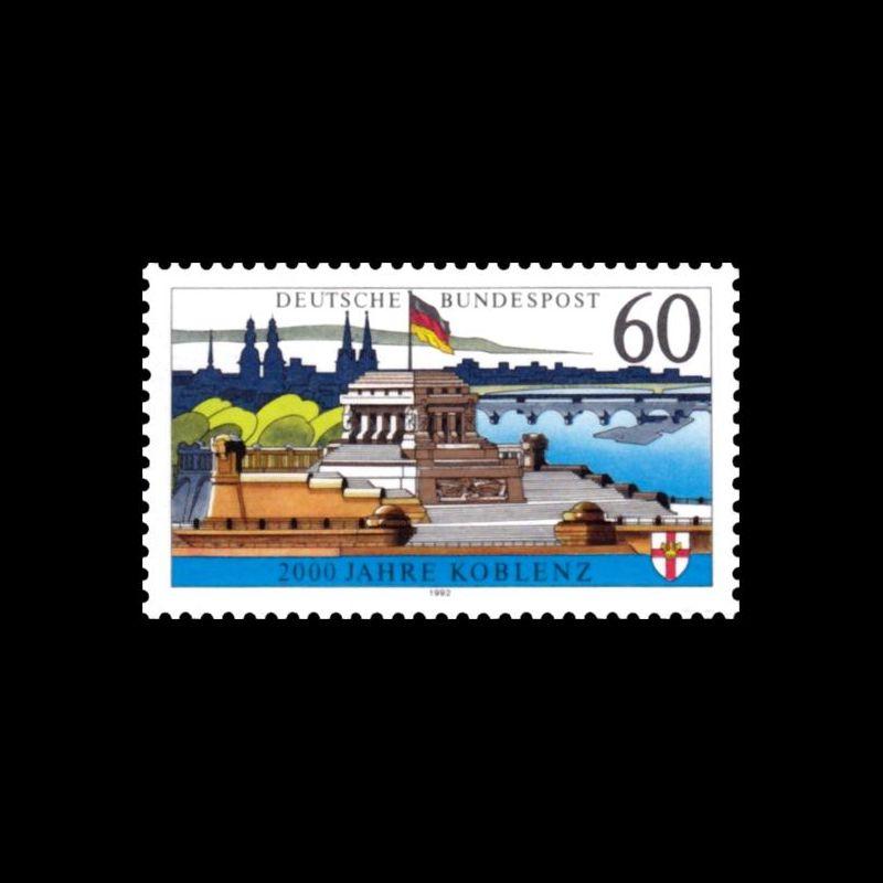 Carte premier jour - 50e anniversaire du débarquement (1 pli coin haut gauche) -6/6/1994