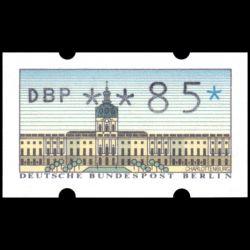 Carte postale - Jean Vilar, le palais des Papes - 7/3/2002